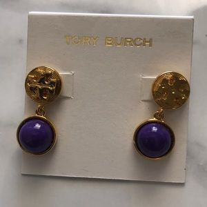 Tory Burch drop earrings